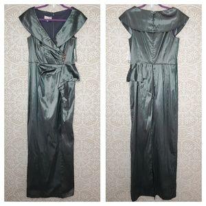 NWT Teri Jon Evening Gown 12